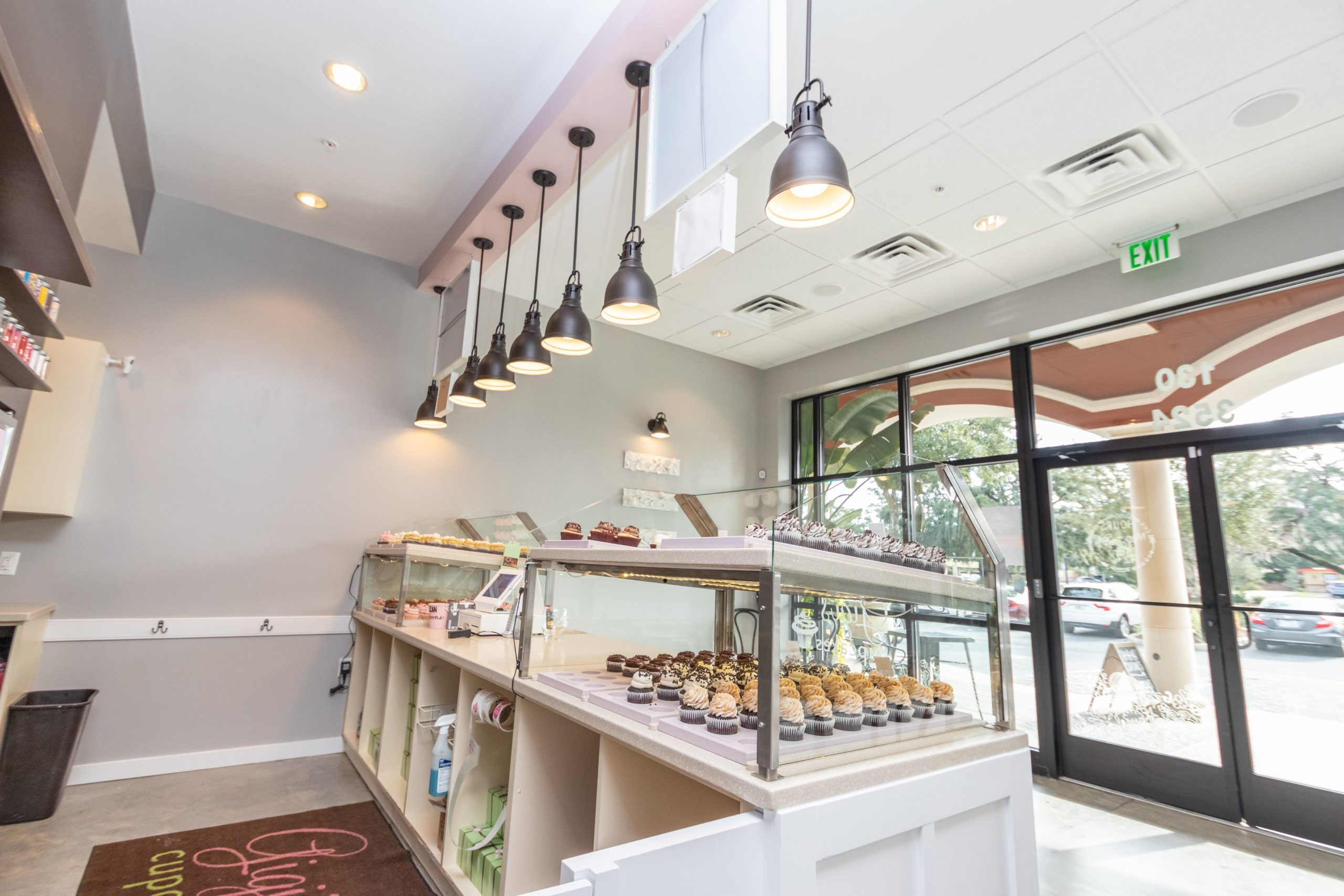 gigs cupcakes commercial build out by shore builders inc